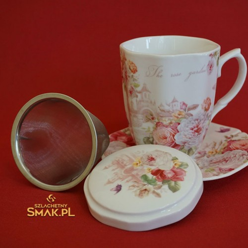 Pojemnik na herbatę owocową