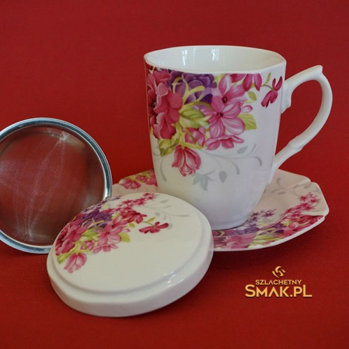 Pojemnik na herbatę białą