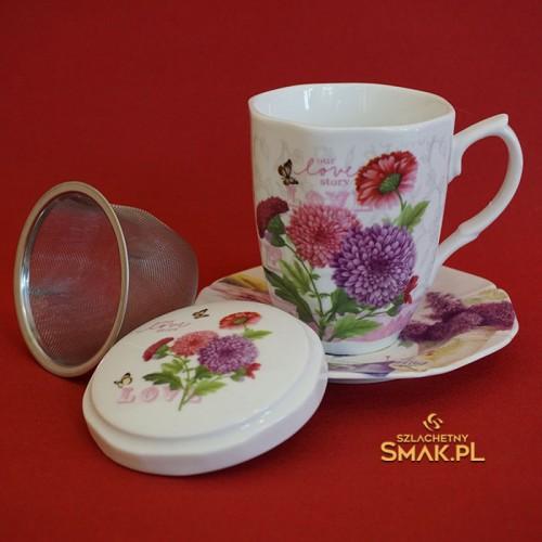 Pojemnik na herbatę rooibos