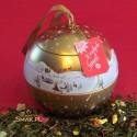 Świąteczna Bombka Herbata w Puszce