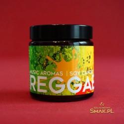 Świeca Zapachowa Sojowa / Reggae
