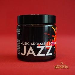 Świeca Zapachowa Sojowa / Jazz
