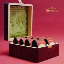 Osiem Smaków Herbaty / kasetka