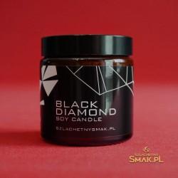 Świeca Zapachowa Sojowa / Black Diamond