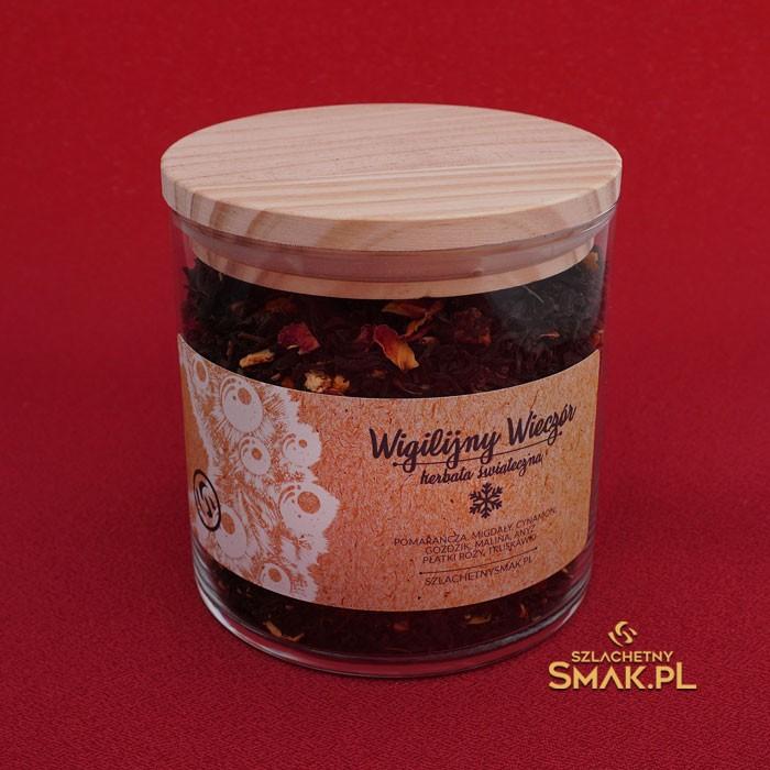 Przylulne Święta / Herbata Wigilijny Wieczór