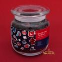 Szklana Śnieżynka / Herbata Świąteczne Życzenia