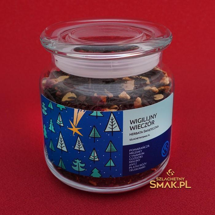 Szklana Śnieżynka / Herbata Wigilijny Wieczór