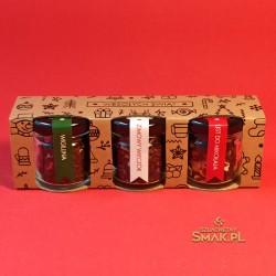 Trzy Życzenia Świąteczne Kolor - herbata zestaw