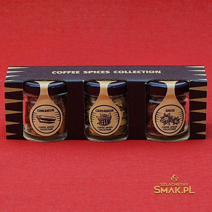 Coffee Spices Collection / Przyprawy do Kawy