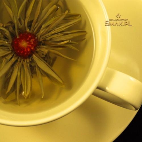 Kwitnące Kulki 3 | herbata biała