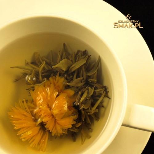 Kwitnące Kulki 5 | herbata biała