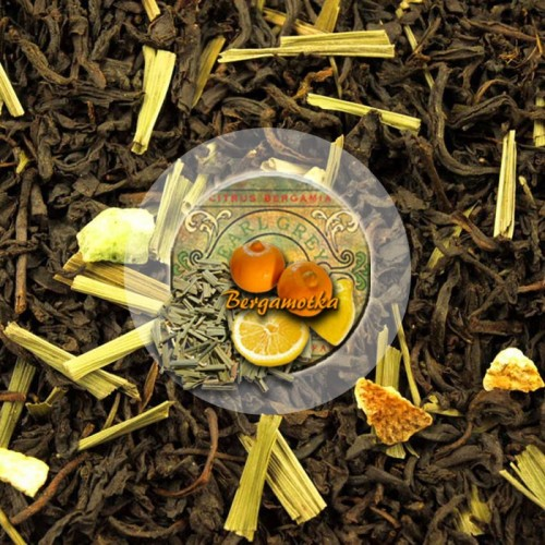 Herbata Czarna Earl Grey Lemon