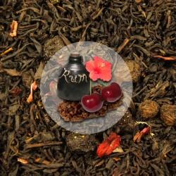 Herbata Czarna Rum z Wiśnią