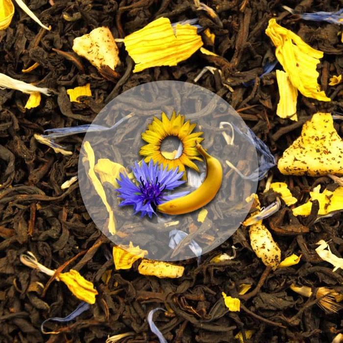 Herbata Czarna Hawajski Sen