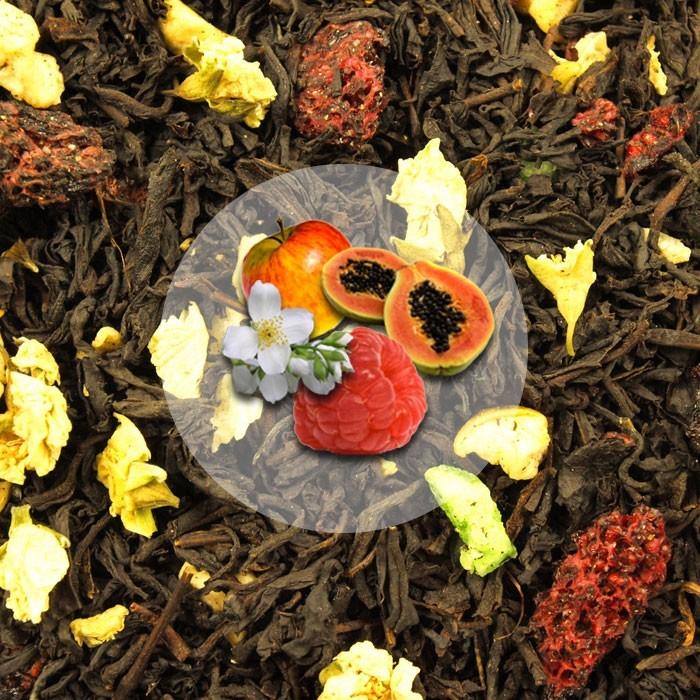 Herbata Czarna Wiosenna Łąka