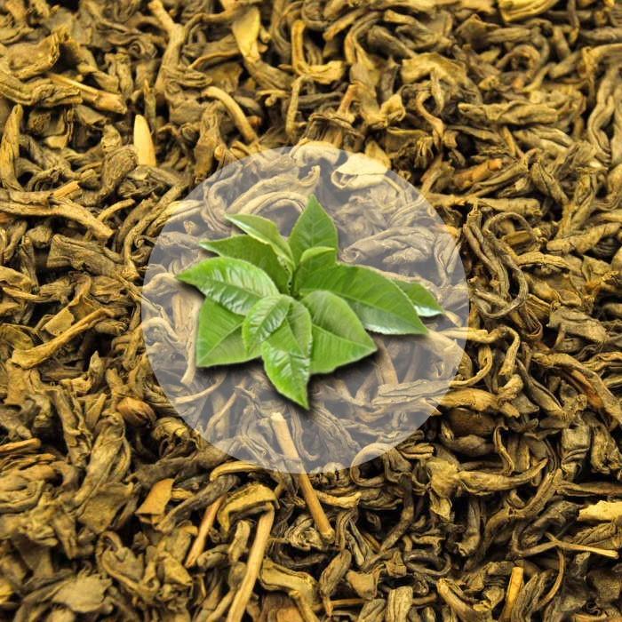Herbata Zielona China Chun Mee