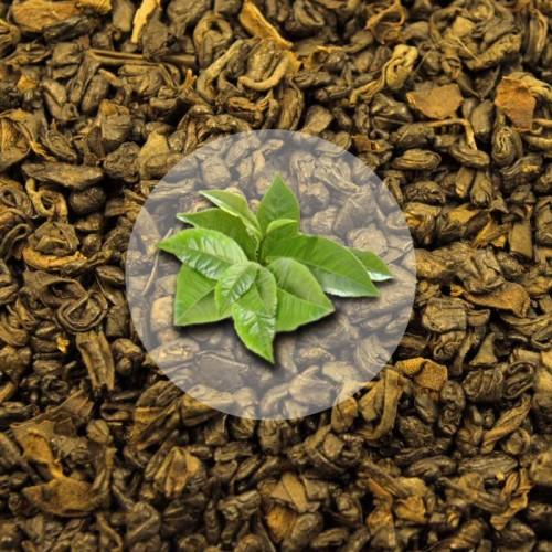 Herbata Zielona Gunpowder Temple OH