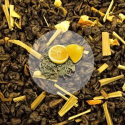 Herbata Zielona Cytrynowa