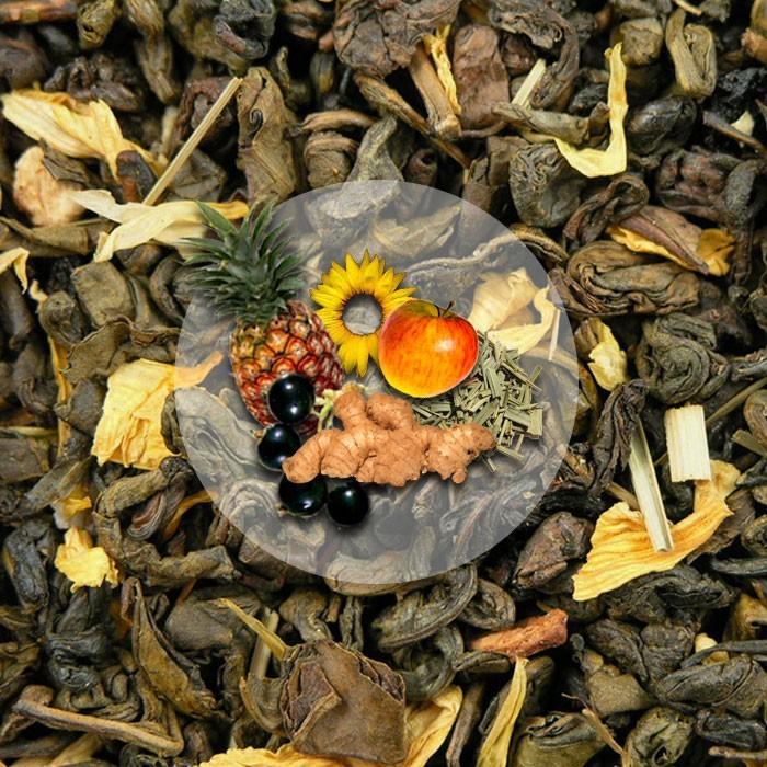 Herbata Zielona Powiew Wiosny