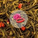 Herbata Zielona Japońska Wiśnia