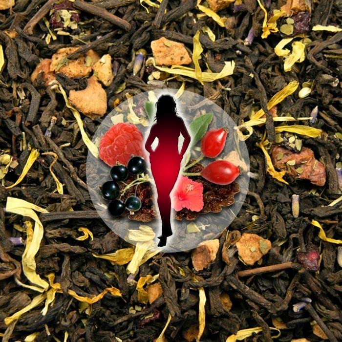 Herbata Czerwona Duch Puszczy