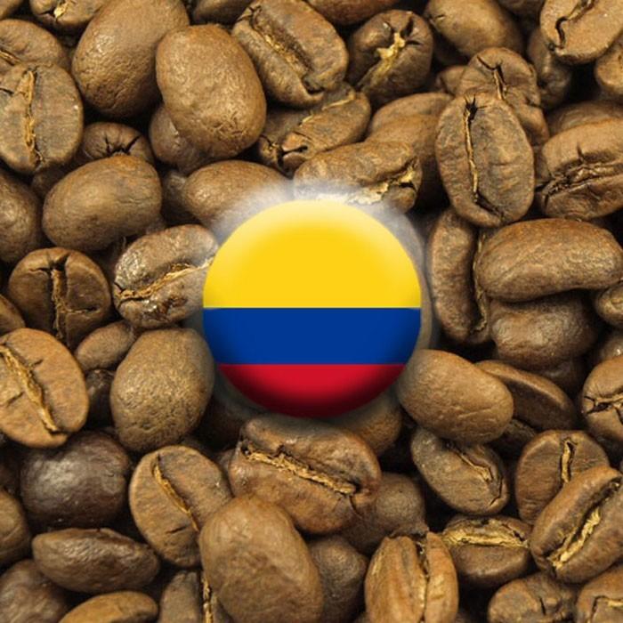 Kawa Arabica Kolumbia Excelso J