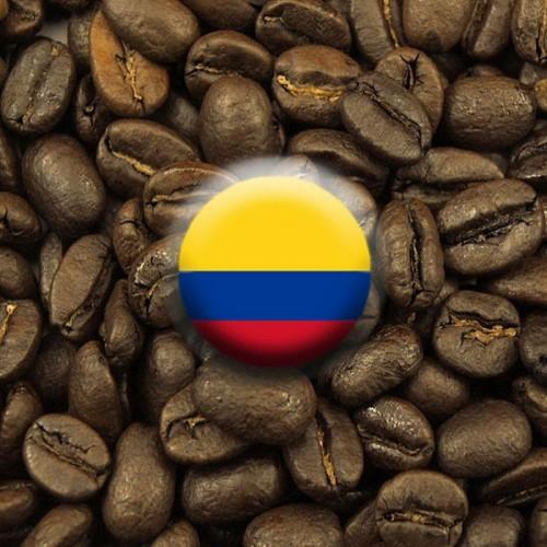 Kawa Arabica Kolumbia Excelso C