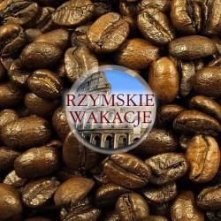 Kawa Arabica Rzymskie Wakacje