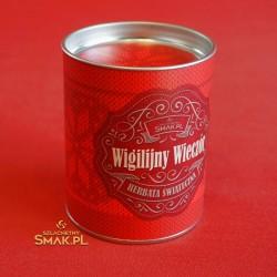 Herbata Wigilijny Wieczór / puszka