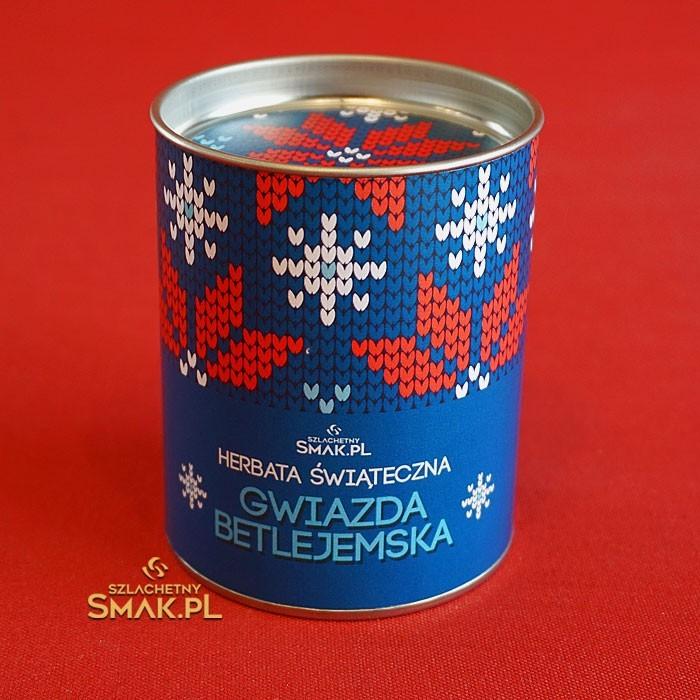 Herbata Gwiazda Betlejemska | puszka