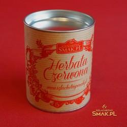 Pojemnik na herbatę czerwoną