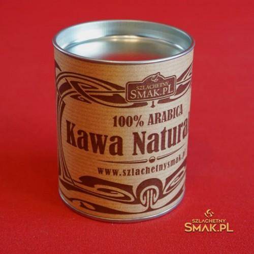 Pojemnik na kawę naturalną