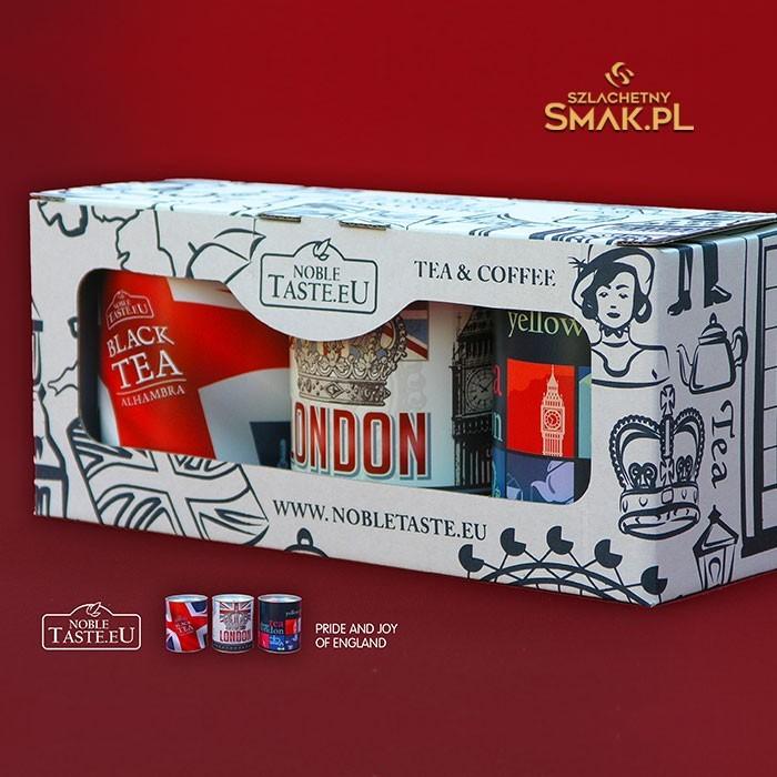 Duma Anglii | zestaw herbat