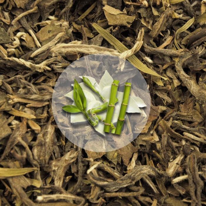 Herbata Biała Pai Mu Tan Bambus
