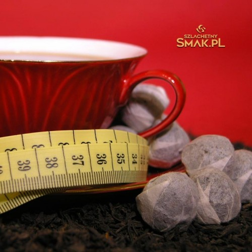 Herbata Czerwona Pu-erch Gniazda 1szt