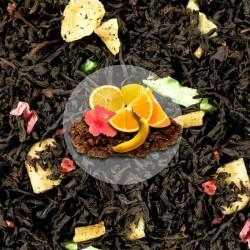 Herbata Czarna Cytrusowa