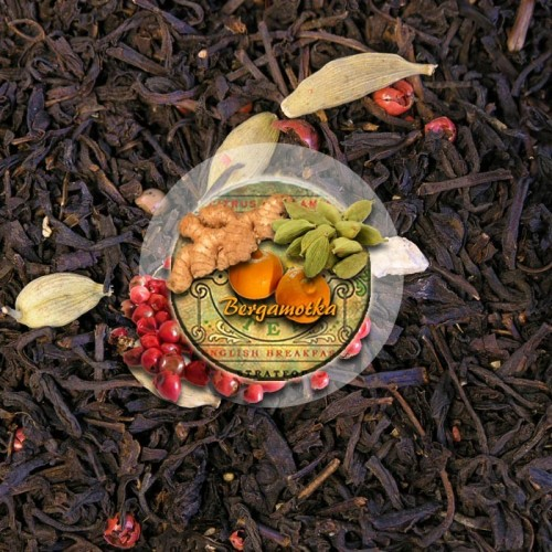 Herbata CzarnaEarl Grey Pikanteria