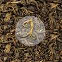 Herbata Zielona Żeńszeniowa
