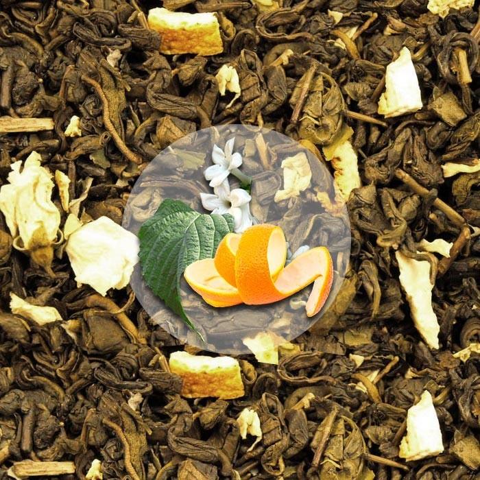 Herbata Zielona Madagaskar