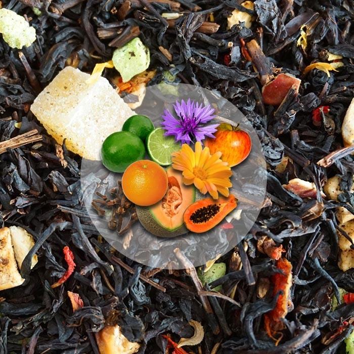 Herbata Czarna Jesienna Aleja
