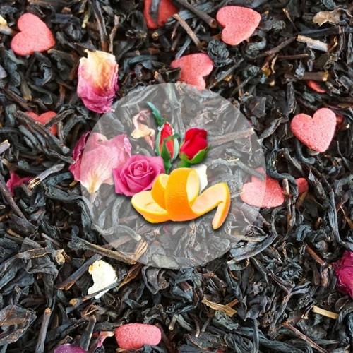 Herbata Czarna Świątynia Miłości