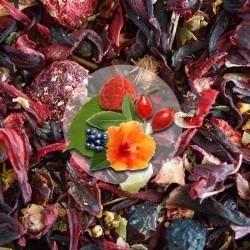 Herbata Owocowa Malina i Lipa