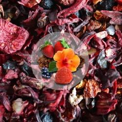 Herbata Owocowa Malina Poziomka