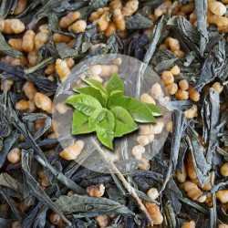 Herbata Zielona Genmaicha Japan Style