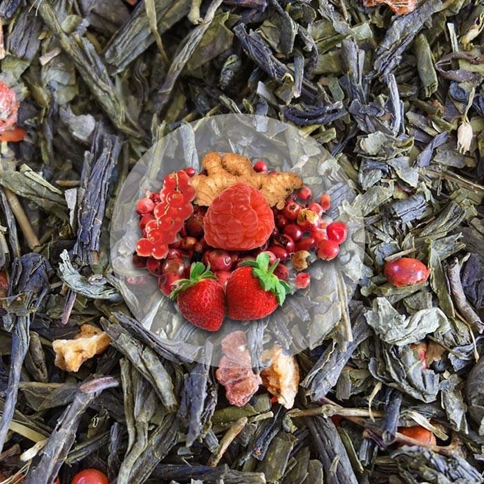 Herbata Zielona Baśniowy Taniec