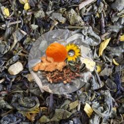Herbata Zielona Imbir Miód