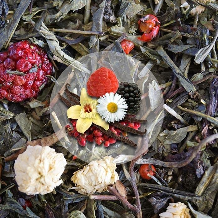 Herbata Zielona Pieśń Smoka