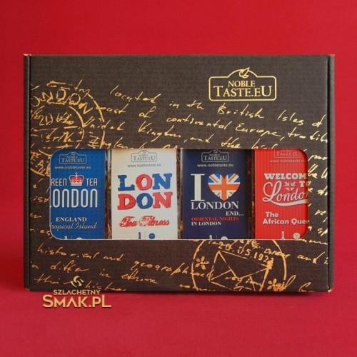 Przesyłka z Londynu