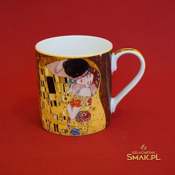Kubek / malarstwo Gustav Klimt