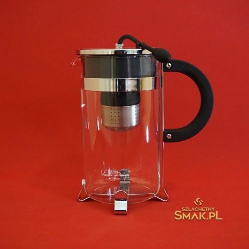 Szklany zaparzacz do herbaty
